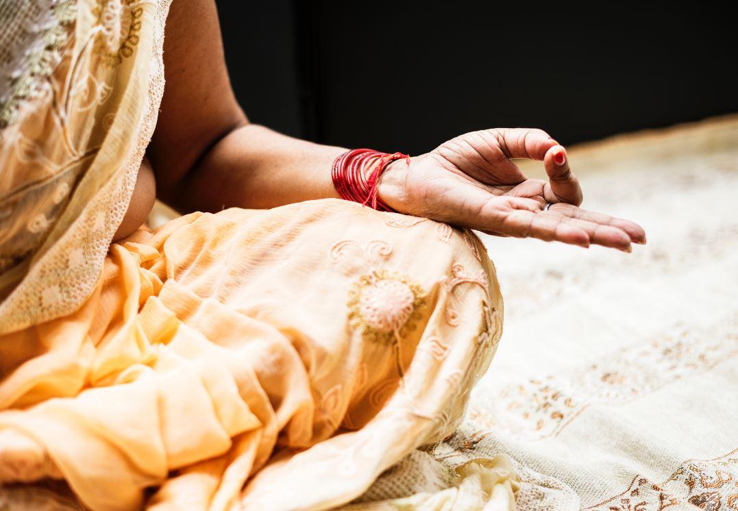 meditacion-componente del yoga