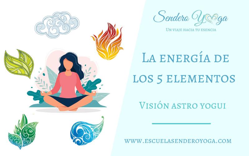 La energía de los 5 elementos