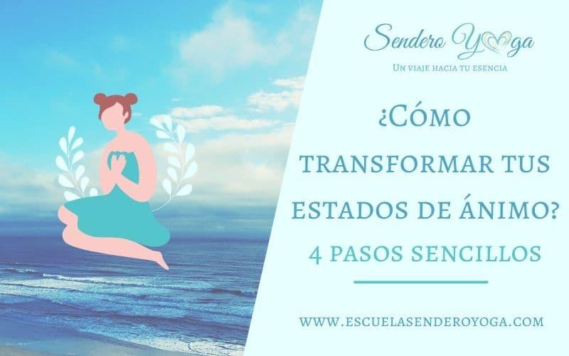 ¿Cómo alquimizar y transmutar tus estados de ánimo?